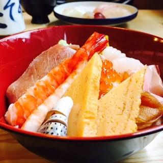 あそこ寿司 - 料理写真:どうせなら特上でしょう!