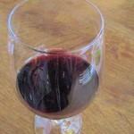 タンブリン カレー&バー - 赤ワイン