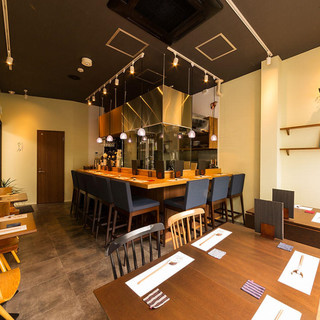 翌3時まで営業!デートやお仕事終わりのお食事にも最適な空間