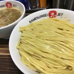ラーメン人生JET - 鶏煮込みつけ麺