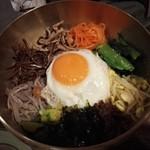 韓食 古家 - ビビンバ