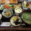 やまぐち - 料理写真:日替わりランチ さばの塩焼 880円 (2017.4)