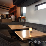 ブランチキッチン - ゆったりソファー席を利用
