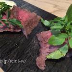 ブランチキッチン - 葉山牛モモステーキ