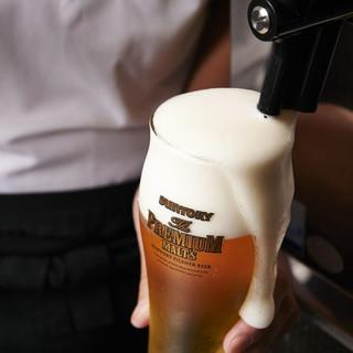 「味と品質」にこだわる樽生ビール「超達人店」