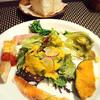 パスタコーヴォ - 料理写真:前菜盛り合わせ
