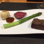 リストランテ 薫 - 近江牛とおぐにビーフと
