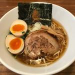 麺屋 花菱 - 料理写真:あっさり醤油らぁめん