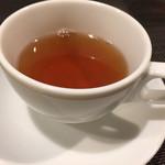 リストランテ 薫 - 紅茶