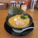 66742981 - ラーメン(醤油・麺固め)