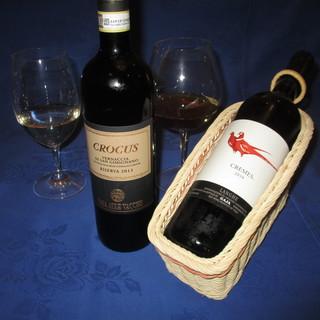 厳選されたイタリア直輸入ワイン