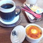 カプリ コーヒー ビーンズ - コロンビアとクレームブリュレ
