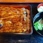 うなぎ千草 - 料理写真:うな重上2600円