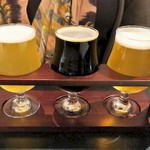 京都タワー サンド バル - 京都醸造クラフトビール飲み比べセット