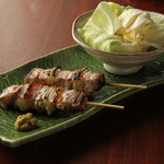 大かまど飯 寅福 - 福岡の屋台では定番の豚ばら串