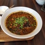 66747517 - 「黒ごまタンタン麺」