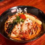 麺昇 神の手 - 料理写真:
