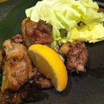 6675074 - 水郷地鶏の炭焼き