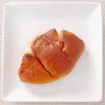 天然酵母パンの店 サンセリテ 北の小麦 - 職人のクリームパン 税抜@160円