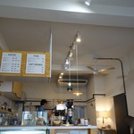 YOUR DAILY/COFFEE - (2017/3月)店内