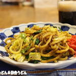 有限会社高橋製麺工場 - 料理写真:おじさん作 太麺焼きそば