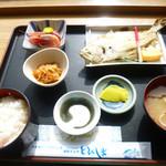 66752792 - 焼き魚定食