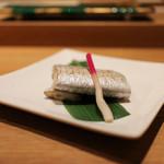すし 鯔せ - 太刀魚の塩焼き☆