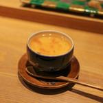 すし 鯔せ - 梅の茶碗蒸し☆