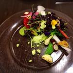 ステラ カデンテ - 美しいサラダです(*′ω`)b