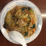 真心亭 - 中華飯ランチ 中華飯