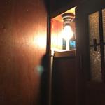 66755478 - 厠の灯り。