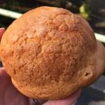 ブーランジェリー トースト - メープルメロンパン 220円
