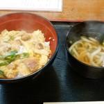 麺吉 どんどん - 600円は安いかな