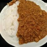 南蛮食堂 - キーマカレー