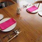 munakata cuisine ishida - 私達のテーブル