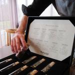 munakata cuisine ishida - 紅茶は9種のフレーバーから選べます