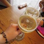 munakata cuisine ishida - 乾杯