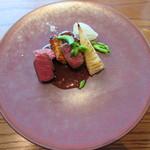 munakata cuisine ishida - メインはお肉を選択