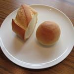 munakata cuisine ishida - パン