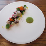 munakata cuisine ishida - オードブル
