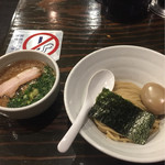 66758031 - 醤油つけ麺