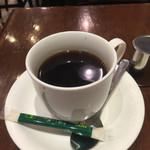 グルメ - お代わり自由のホットコーヒー