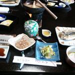 玉樟園新井 - 朝食