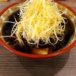 66759727 - ねぎ醤油ラーメン