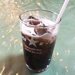 田や - 食後のアイスコーヒー