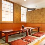 和食や むね - 小上がりにある落ち着いた座敷でくつろいで!