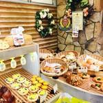 天然酵母パンの店 サンセリテ 北の小麦 -