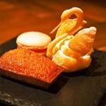 フィナンシェ - 4月のデザートコース(小菓子3種類)
