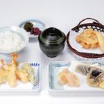 天ぷら新宿つな八 - 上昼膳