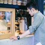 Gardens Pasta Cafe ONS - テイクアウトコーヒー